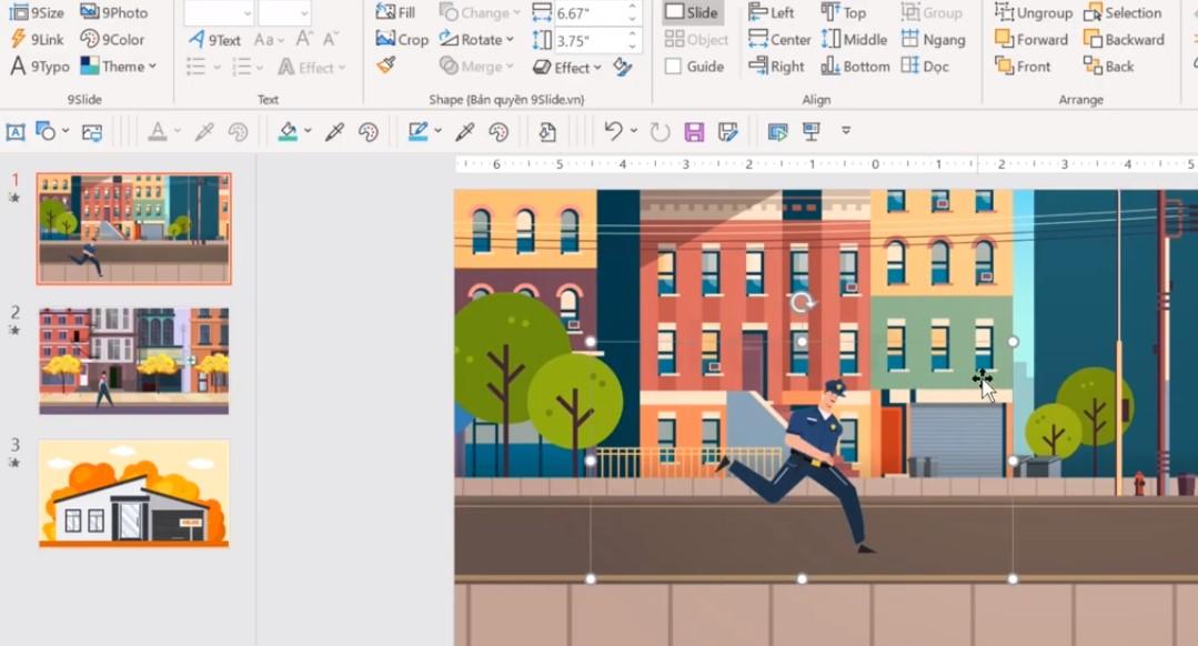 Với hình nền bên dưới là một hình trong video mình lấy ra, có thể coi trong video để lấy được xem cách chuyển động.