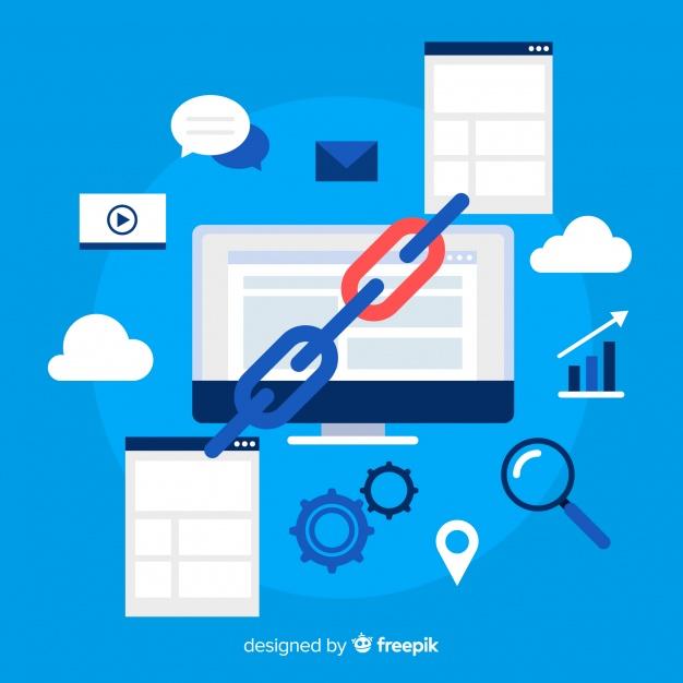 link backlink