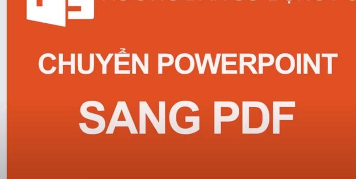 Cách chuyển powerpoint