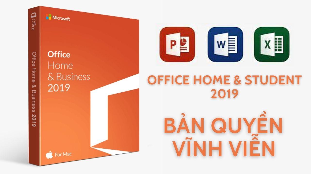 Office 2019 Home and Student – Key active trên tài khoản của bạn 58