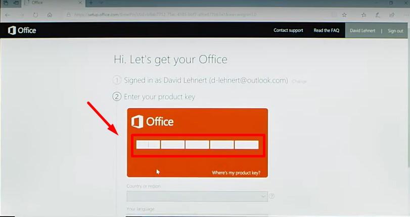 Office 2019 Home and Student – Key active trên tài khoản của bạn 48