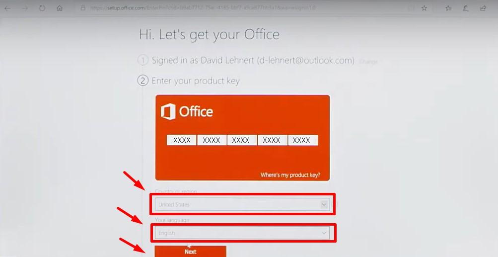 Office 2019 Home and Student – Key active trên tài khoản của bạn 49