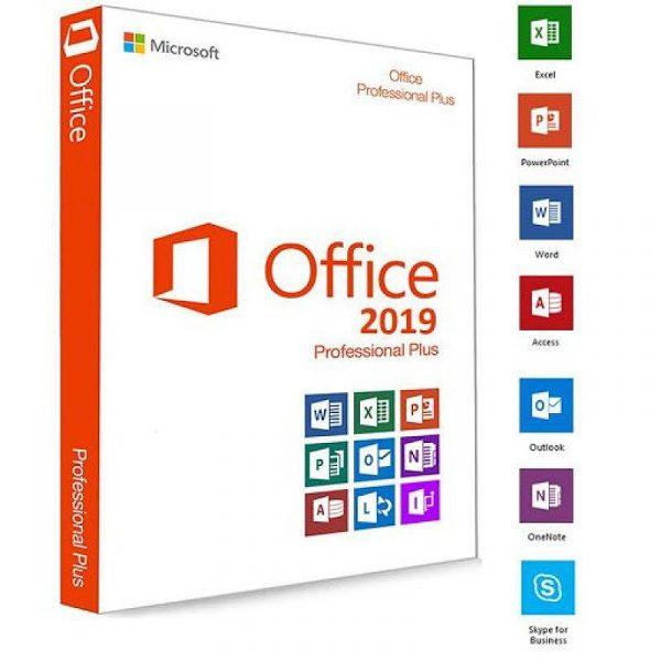 Microsoft Office 2019 Professional Plus - Theo 1 Máy Vĩnh Viễn 1