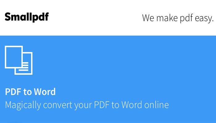 Phần mềm chuyển file PDF sang Word tốt nhất hiện nay