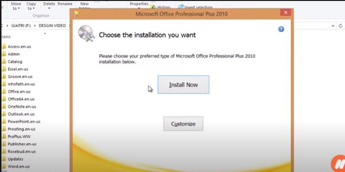 Hướng dẫn cách cài đặt và tải Word 2010 chi tiết