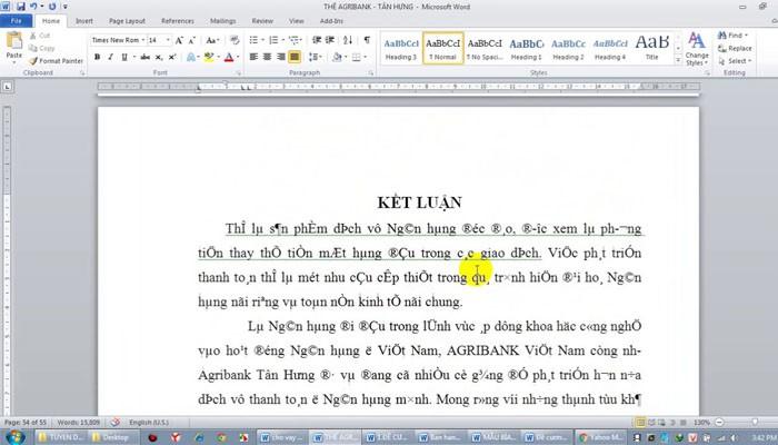 Tại sao cần chuyển từ file word sang pdf trước khi in?