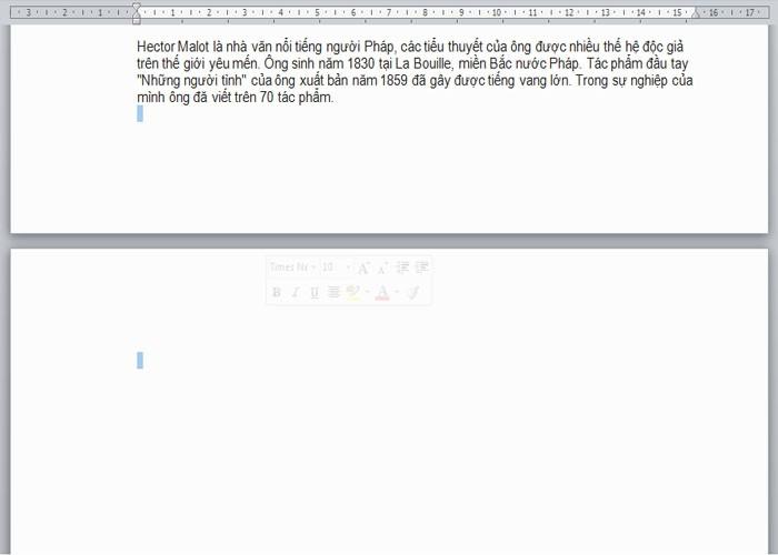 Bật mí 5 cách xóa trang trắng trong Word 2016 đơn giản