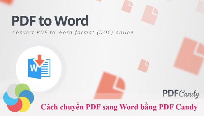 Convert PDF to Word online free đơn giản, không bị lỗi font