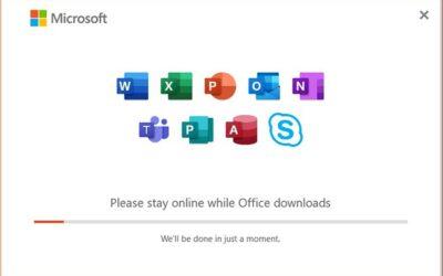 Cách cài đặt Office 365