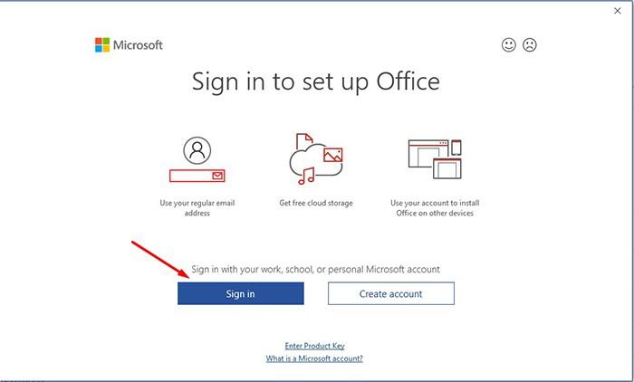 Cách cài đặt Office 365 2