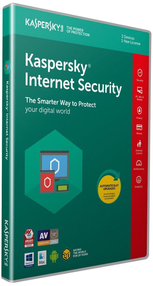 Kaspersky Internet Security - 3PC/Năm - Key KIS 3 Thiết Bị Tốt Nhất Cho Máy Tính 2