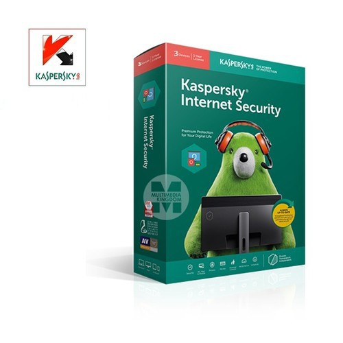 Kaspersky Internet Security - 3PC/Năm - Key KIS 3 Thiết Bị Tốt Nhất Cho Máy Tính 3