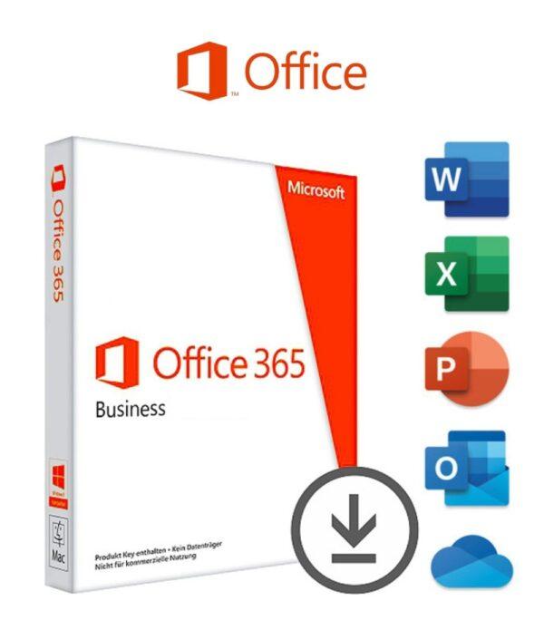 Mua Tài Khoản Office 365 Business Giá Rẻ - Vĩnh Viễn Mới Nhất 2021 1