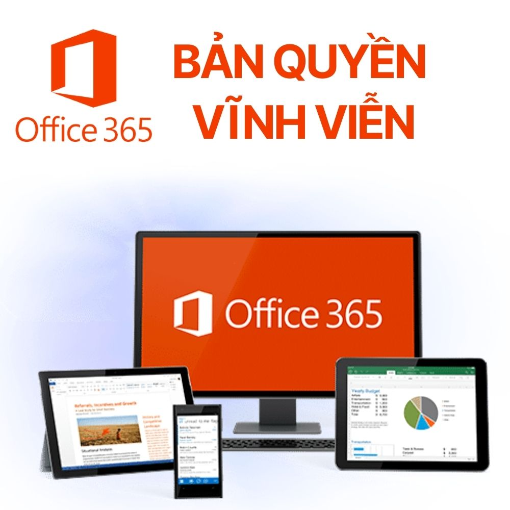 Mua Tài Khoản Office 365 Business Giá Rẻ - Vĩnh Viễn Mới Nhất 2021 7