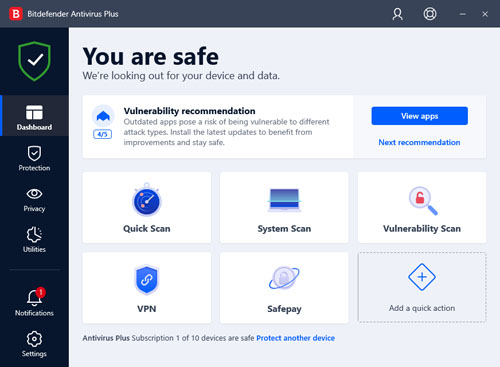 TOP 11 phần mềm diệt virus hiệu quả nhất cho Windows 2021 12