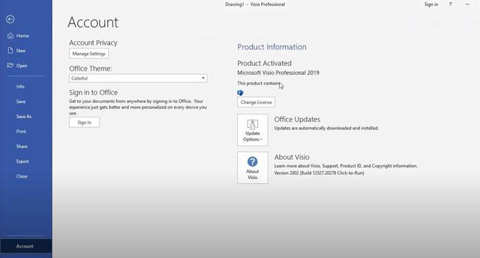 Mua Key Visio Professional 2019 Active Trên Tài Khoản Microsoft Của Bạn 27