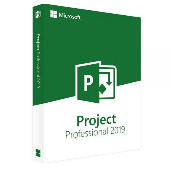 Key Microsoft Project 2019 Professional Active Trên Tài Khoản Của Bạn 1