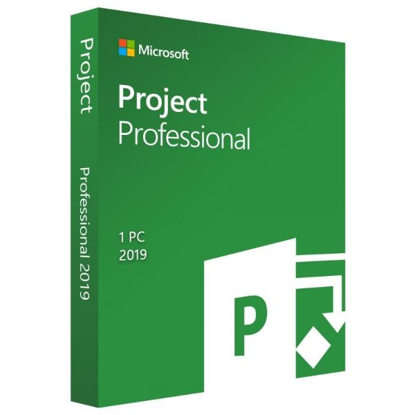 Key Microsoft Project 2019 Professional Plus Theo Máy Vĩnh Viễn 1