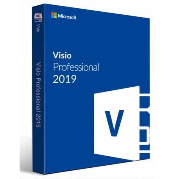 Mua Key Visio Professional 2019 Active Trên Tài Khoản Microsoft Của Bạn 1