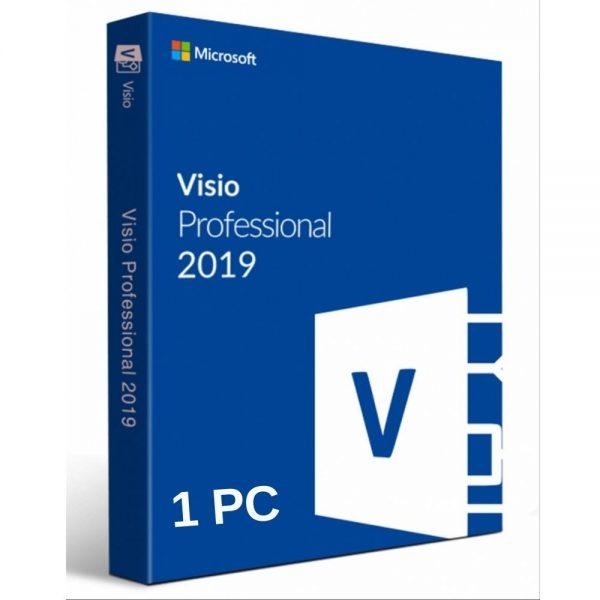 Mua Key Visio 2019 Professional Bản Quyền Vĩnh Viễn Trên 1 PC 3