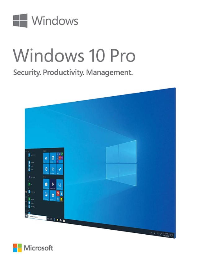 windows 10 pro bản quyền